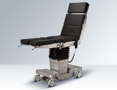 Pozycja fotelowa stołu operacyjnego – Famed Hyperion