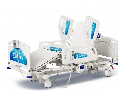 Łóżko szpitalne Famed Nano – Pozycja Fowler