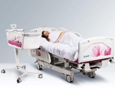 Łóżko porodowe Famed Freya