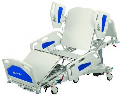 Łóżko na OIT (OIOM) Famed Prodigy 3 – Cardiological chair position