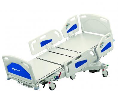Łóżko na OIT z pozycją anty-Trendelenburag – Famed Prodigy 3