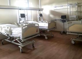 Famed Żywiec – wyposażenie szpitala Allenort w Warszawie
